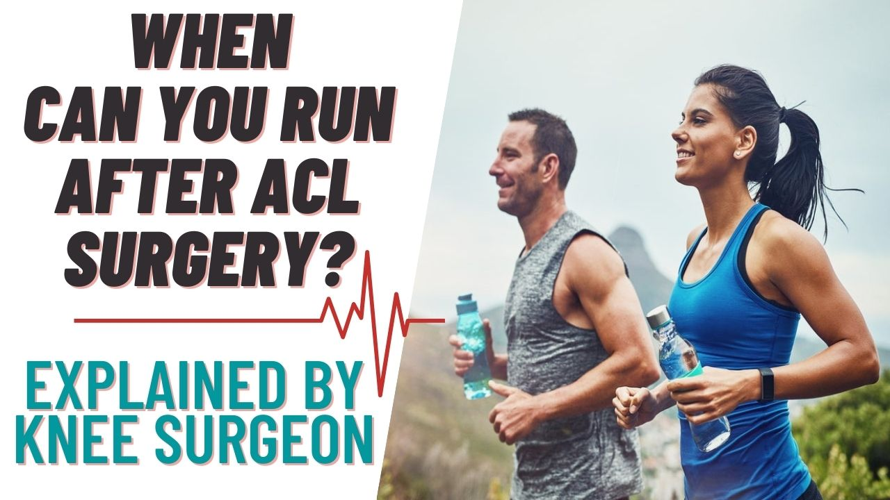 When Can You Run After ACL Surgery? Explained by Best Orthopedic Surgeon in Gujarat
